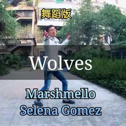 #wolves##selena gomez#第一次拍这种MV风格的视频🎵即兴编了一个舞。有没有被这首歌洗脑呢😗