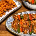 #美食#今晚吃鸡肉,两款你更中意哪款呢?爱鸡柳扣1,爱烤鸡肉串扣2。对于吃货的我来说,我不挑食我都爱。嘿嘿嘿嘿嘿~~🙈🙈🙈🙈#云朵的食光记##街边小吃#