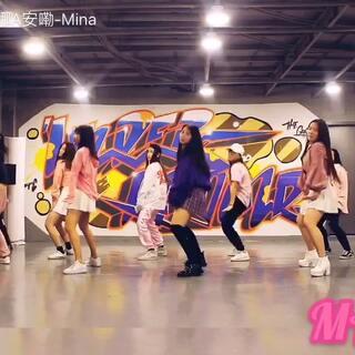 #Pink Lady#舞蹈室完整版!继续努力宝贝儿们✊@敏雅可乐 #敏雅U乐国际娱乐##制霸星球max#