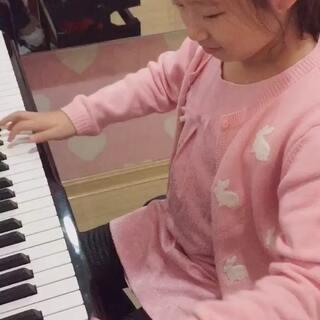 #音乐##小小钢琴家#《风笛舞曲》