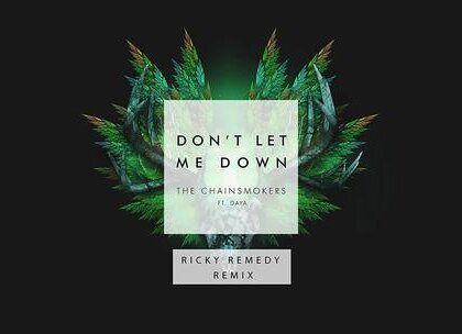 听听看我 #remix##烟鬼组合#的Don't Let Me Down 🎵🎵 #音乐#