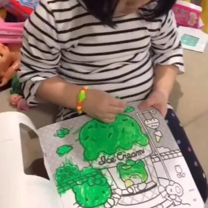 綠色kitty?