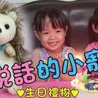 會說中文的小寵物!! 汝汝7歲囉,好快呀!! #寶寶#