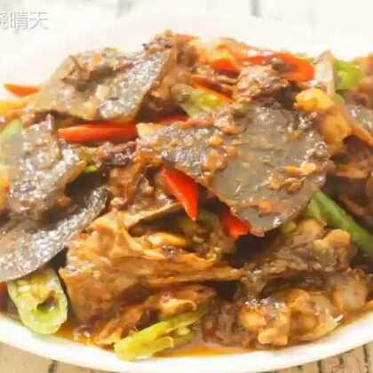 <生爆甲鱼>这个菜今晚上主角,光盘#美食##海椒记#