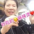 #吃秀#和儿子@kiki队长💓男闺蜜 吃麻辣烫😋4号到香港、给宝宝们买礼物🎁#我要上热门#