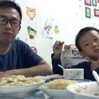 包饺子,潮汕风格的😁内涵丰富,外表朴素。#美食#(昨晚的晚餐,昨天太累了没及时发,记得点赞哦)