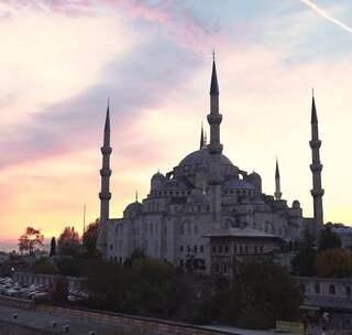 烤肉飘香😝你们期待的梦幻土耳其来啦😊😊#带着美拍去旅行##土耳其##我要上热门#