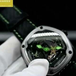 原厂货!德国品牌Dietrich帝特利威男士腕表,有机时间Organic Time系列,型号OT-1,表径46X48mm,超强夜光,超级设计,异形蓝宝石玻璃!miyota82-s-7全自动机械机芯,全新全套出!保真!