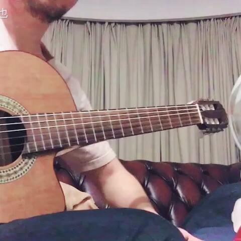 蹭热点之 Remember me 吉他弹唱 何琪毒也的美拍
