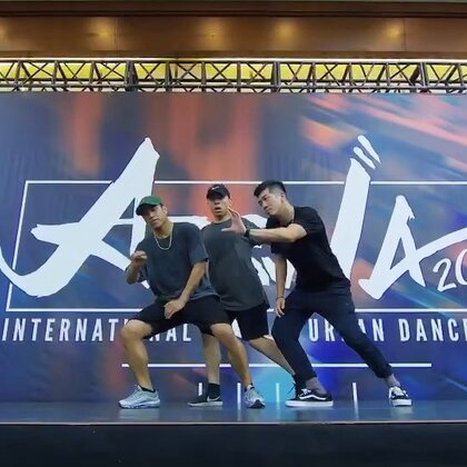 """【Kendrick Lamar""""LOVE"""" Choreography By Keone&Vinh 】with Pat Cruz/Jillian/Anthony/Charles/Bam Martin the Special class#keone&madrid##舞蹈##2017ArenaCamp#"""