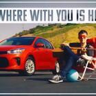 #原创#只要你在我身边,开一千英里都不遥远,只要你一直伴我左右,我可以一直开到天涯海角。KIA车RIO系列,满足你对浪漫的一切幻想。(歌曲:Anywhere With You Is Home - 原创制作:Sam Tsui & Alyson Stoner & KHS ) #热门##音乐#