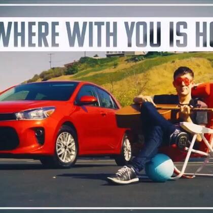 #原创#只要你在我身边,开一千英里都不遥远,只要你一直伴我左右,我可以一直开到天涯海角。KIA车RIO系列,满足你对浪漫的一切幻想。(歌曲:Anywhere With You Is Home - 原创制作:Sam Tsui & Alyson Stoner & KHS ) #热门##U乐国际娱乐#