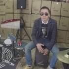 #音乐##箱鼓##手鼓# 卡宏鼓 手鼓 箱子 天后 凯文先生