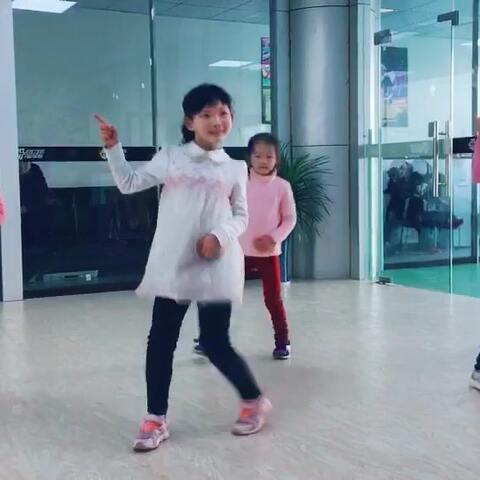 #good time##少兒舞蹈#隨堂給她們錄了個視頻