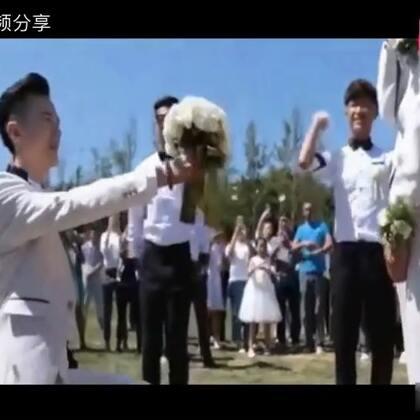 20对男男结婚👍好幸福👍#精美电影##婚礼#更多电影点https://m.weibo.cn/1774219223/4182387643926586🌹