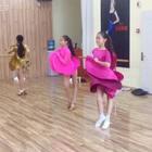 练习~练习~再练习~只为了能跳得更好👯👯👯#舞蹈##拉丁舞#