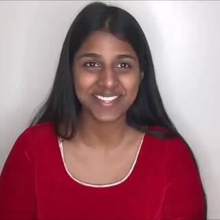 给印度妹子化妆,粉底都是黑人用的颜色!#印度##粉底##化妆#