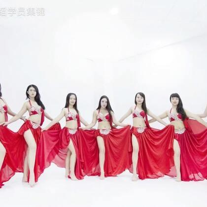 #性感热舞#肤白貌美大长腿,丰腴体态惹人爱~红裙飘飘,魅力满满呀~#肚皮舞##舞蹈#