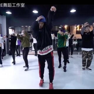 swag小王子!12.10周日#urban##中级课程视频#,歌名:i get the bag(完整)报名咨询微信:15221215905 公众微信账号:inspace_xh #舞蹈###编舞##