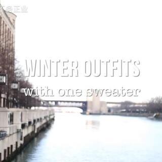 关于一件灰毛衣 #穿秀##秋冬穿搭##热门#
