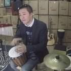 #音乐##手鼓##丽江手鼓# 成都 凯文先生 非洲鼓 丽江手鼓