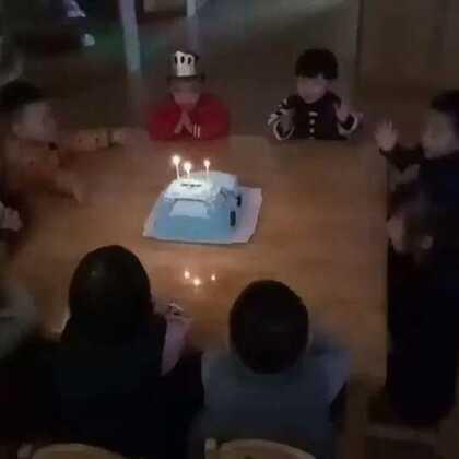 浩浩小朋友生日快乐