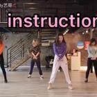 #舞蹈#music:instruction💥一天没吃饭 教完这个舞再录视频已经有点力不从心了🙈🙈纯记录…#我要上热门##instruction#