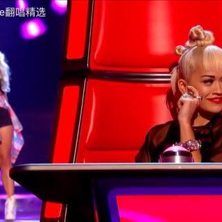 #U乐国际娱乐#英国好声音学员#翻唱#妮琪·米娜的《Super Bass》我都惊呆了😱 喜欢请点赞+转发 关注我听更多翻唱歌曲