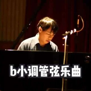 b小调管弦乐曲(开始部分),作曲编曲及音乐制作:罗宇荣。#音乐#