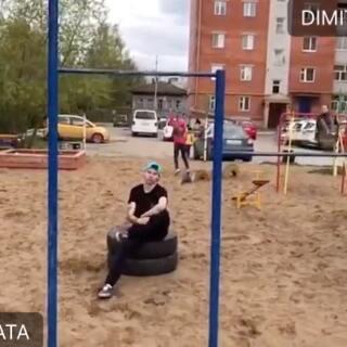 #PKFRCrew#俄罗斯Dimitry Nikulin | 训练小视频《Dva acrobata》#PKFRTV##跑酷#