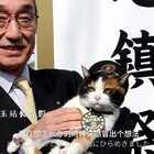 日本最萌站长去世, 3000多人赶去送别, 10年为车站带来近10亿收入#二更视频##猫站长小玉##我要上热门#