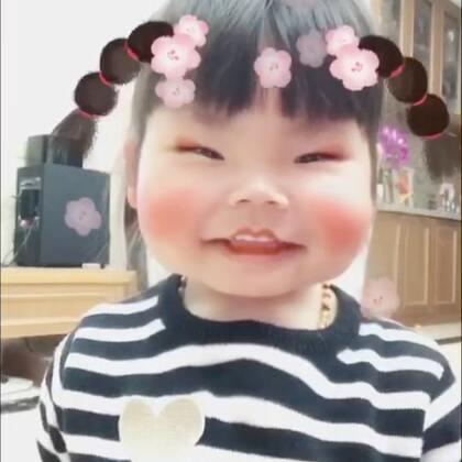 这个太好玩了!我又笑抽了?😜#宝宝##不走寻常路##vivi3y+3m#