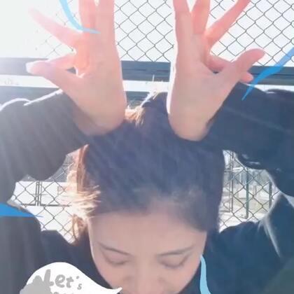 #一骑麋鹿舞#好看又有趣的麋鹿舞~🦌🦌🦌喜欢一起来跳吖~✨