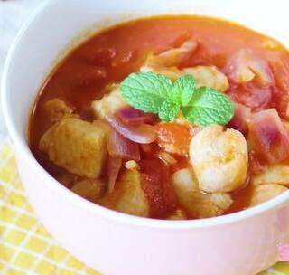 番茄巴沙鱼,酸酸甜甜好好吃哦~你们喜欢吗?😏😏#美食##宝宝##醉人的美味#