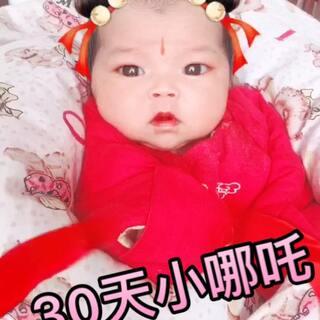 发个库存,拍摄于二宝满月的时候#宝宝的有毒小视频##宝宝#@美拍小助手 @宝宝频道官方账号