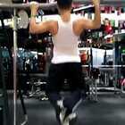 这样做引体向上会不会被教练打死?#健身##引体向上##搞笑#