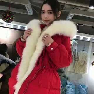 #大红色##我要圣诞礼物##做更美的自己#
