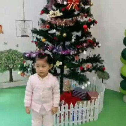 #美拍大师#提前预祝小朋友、圣诞节!快乐!玩的开心~😘👍🌹😊👏👏🎄🎄