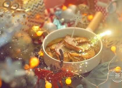 平安夜收到一大堆苹果怎么破?直接啃?那也太冷冰冰了!当然是这样煮着吃啦!#圣诞暖心餐##美食#平安夜#