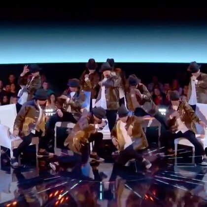 #舞蹈#KINJAZ - Music🎵No Limit (Studio Edit - No Audience)#kinjaz##wod#
