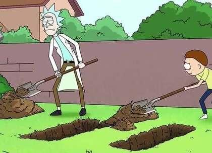 毁灭地球之后,他们亲手埋了自己,片片解说《瑞克和莫蒂》第六集。