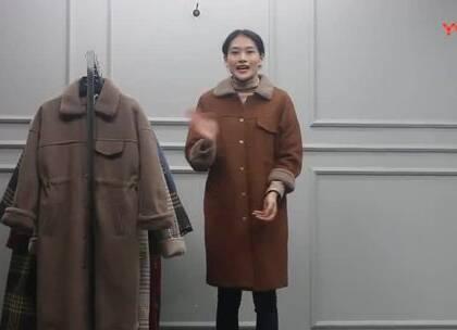 12月23号杭州越袖服饰(尼料大衣系列)多份 20件 2180元