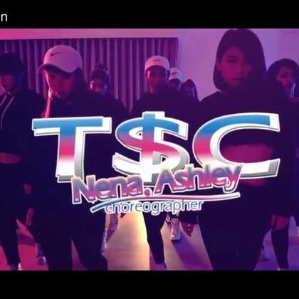 #十万支创意舞##舞蹈##我要上热门@美拍小助手#Song:蔡詩蕓Dizzy Dizzo-long wolf/choreography:Nena.Ashley /Team:TSC