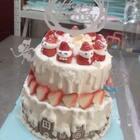 #圣诞蛋糕#今晚平安夜了#2美做蛋糕##美食#