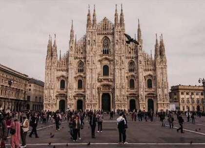 米兰24小时最高大上攻略在这!去意大利米兰干什么最高大上?如果只有一天的时间?戳视频告诉你!