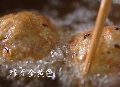 元旦将至,来碗苏式狮子头让你一饱口福#美食#