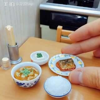 #日本食玩##迷你厨房##直播玩玩具#这是玩具模型,不是吃的