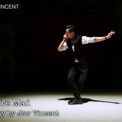 JOW VINCNET 编舞 《WHEN YOU'RE MAD》慢歌能给人舒服的感觉,也能安静的听着想着画面,编排的时候根据歌词,还有节奏去编排想要的动作,就是用身体和感情一起去表达!#jowvincent##舞蹈#