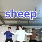#张艺兴sheep舞##精选##sheep#和@Varey @陈大轲 sheep ,我觉得这段时间我再也不想听到这首歌了😕😕😕