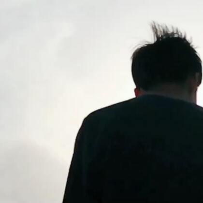 冬天的第一个视频 #跑酷#